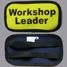 Elastic Back Workshop Leader Armband